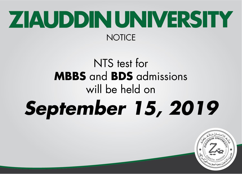 Ziauddin University - ZU