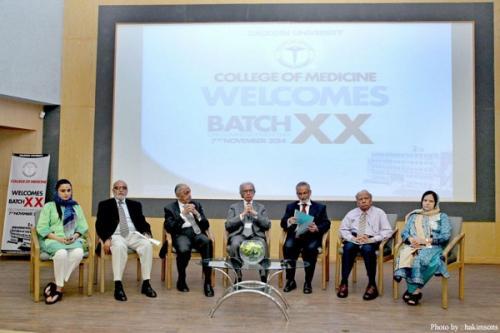 MBBS-Commencement 2014