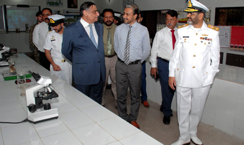 Dr. Asim Hussain attended passing-out ceremony of Cadet College Petaro