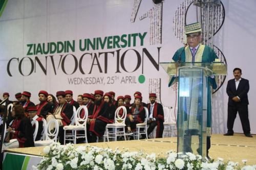 Ziauddin University Convocation 2018